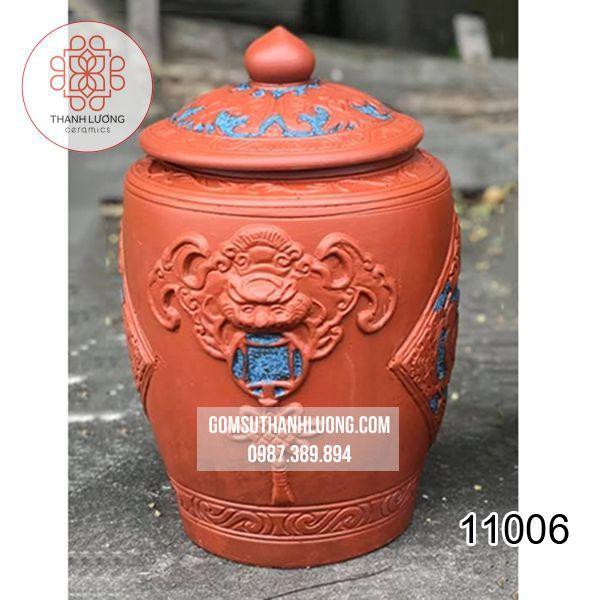 Chum Đựng Rượu Giá Rẻ 25L/20kg - 11006