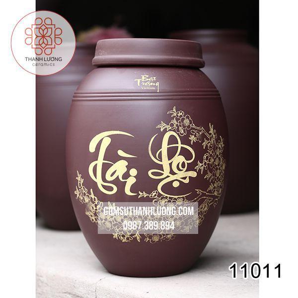 Rượu Chum 10L Bát Tràng - 11011