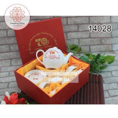 150+Mẫu Ấm Chén Bát Tràng In logo -Gốm Sứ Thanh Lương