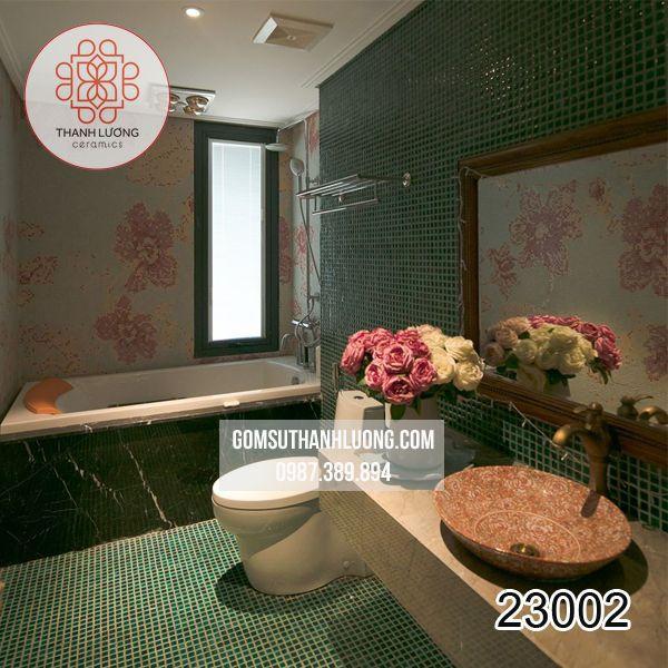 Gạch Mosaic Bát Tràng Phòng Tắm