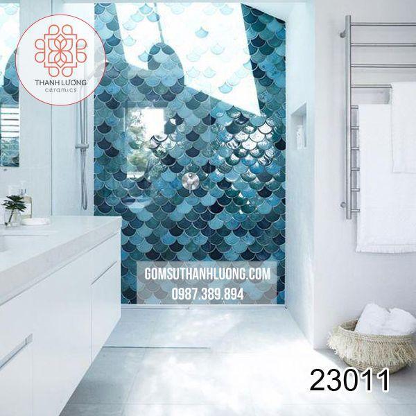 Gạch Mosaic Phòng Tắm Bát Tràng