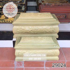 Tiểu Quách Sành Mái Vòm Bát Tràng -29024