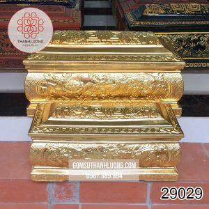 Quách Tiểu Sứ Bát Tràng Vàng -29029
