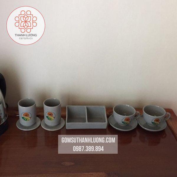 Set Đồ Minibar Khách Sạn Inlogo
