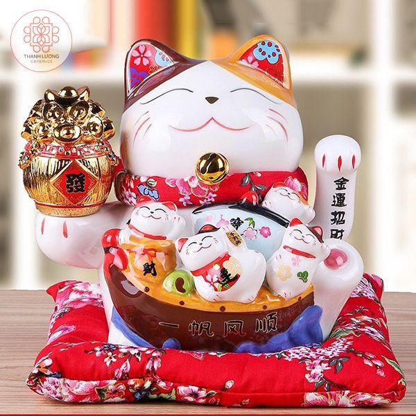 Mèo Thần Tài 25cm - 36016